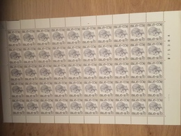 VEL 8  Bfr  Plaat 1 - Full Sheets
