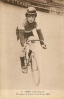 CYCLISME SERES STAYER FRANCAIS CHAMPION DE FRANCE ET DU MONDE 1920 - Radsport