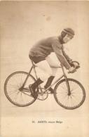 CYCLISME  AERTS STAYER BELGE - Cyclisme