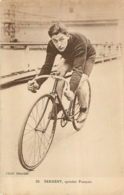 CYCLISME  SERGENT SPRINTER FRANCAIS - Cyclisme