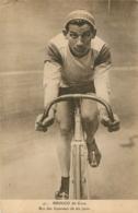 CYCLISME  BROCCO DIT COCO ROI DES COUREURS DE SIX JOURS - Cycling
