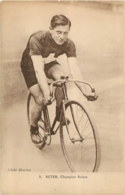 CYCLISME  SUTER CHAMPION SUISSE - Ciclismo