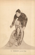 CYCLISME  DEGRAEVE SPRINTER BELGE - Cyclisme