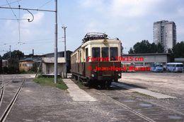 Reproduction D'une Photographie D'un Tramway N°007 à Vicence En Italie En 1976 - Reproductions