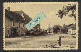 25 - Damprichard - Rue De Charquemont - Borne Fontaine - Pompe à Essence - Voiture - Otros Municipios