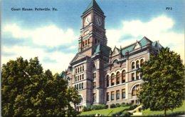 Pennsylvania Pottsville Court House - United States
