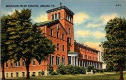 Pennsylvania Ashland Immaculate Heart Academy - United States