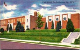 Pennsylvania Northumberland High School - United States