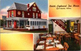 Pennsylvania Gettysburg Dutch Cupboard Tea House - United States
