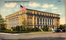Pennsylvania Williamsport High School - United States