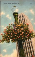 Pennsylvania Allentown Flower Stands - United States