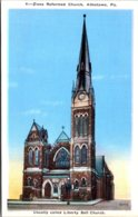 Pennsylvania Allentown Zions Reformed Church - United States