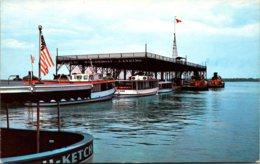 Pennsylvania Erie Public Steamboat Landing - United States