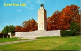 Pennsylvania Gettysburg Eternal Light Peace Memorial - United States