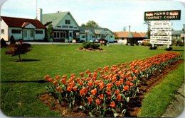 Pennsylvania Allentown Kuhn's Tourist Court - United States