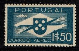 Portugal 1936-1941 Correio Aéreo Af. 1 Yv. 1 * - Neufs