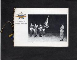 1969 - Carte De Voeux - 1er REGIMENT De CHASSEURS PARACHUTISTES - Dokumente