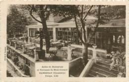 Chambery Terrasses Du Restaurant  Mont Carmel 32   (scan Recto-verso) KEVREN0612 - Chambery