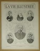 La Vie Illustrée N°31 Du 18/05/1899 Congrès De La Haye (conférence De La Paix - Léon Bourgeois, Louis Renault) - Egypte - 1850 - 1899