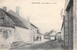 02 Amifontaine Rue Des Megrets La Poste - Other Municipalities