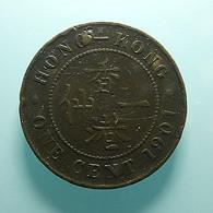 Hong Kong 1 Cent 1901 H - Hongkong