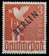 BERLIN 1948 Nr 19 Postfrisch Gepr. X875E86 - Unused Stamps