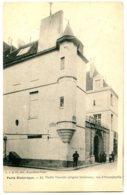 75006 - PARIS Historique - Vieille Tourelle (origine Inconnue), Rue D'Hautefeuille - édit. LJ - Paris (06)