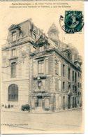 75004 - PARIS Historique - Hôtel Fieubet, Dit De Lavalette - édit. LJ - Paris (04)
