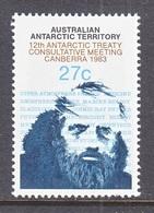 AAT  L  56    **   ARTIC  TREATY - Unused Stamps