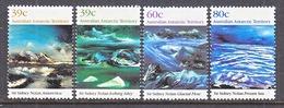 AAT  L  77-80    **   ARTIC - Unused Stamps