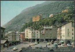 AD5687 Pont St. Martin (AO) - Piazza IV Novembre - Cartolina Postale - Postcard - Aosta