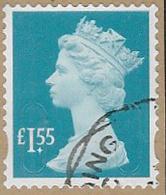 GB 2018 Machin £1.55 M18L Good/fine Used [39/31825/ND] - 1952-.... (Elisabetta II)