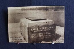 L-184 /  Anvers  Puurs -  St Amand Lez Puers Tombeau D'Émile Verharaeren / Circulé 1938 - Puurs