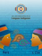 Peru 2020 International Year Of Indigenous Languages - Peru