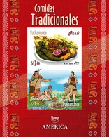 Peru 2020 America UPAEP Traditional Gastronomy Pachamanca - Peru