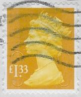 GB 2015 Machin £1.33 M15L MAIL Good/fine Used [21/25734/ND] - 1952-.... (Elizabeth II)