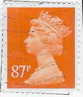 GB 2012 SecUrity Machin 87p M12L Good/fine Used [18/16965/ND] - 1952-.... (Elisabetta II)