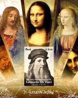 Peru 2020 500 Years Of Death Of Leonardo Da Vinci - Peru