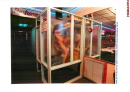 3 GRANDES PHOTOGRAPHIE ORIGINALE : STRIP-TEASE EROTISME PROSTITUTION DANCE FEMME NU EROTICISM EROTICA MAISON CLOSE NAKED - Erotiques (...-1960)