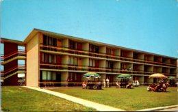 Virginia Virginia Beach The Holiday Sands Resort Motel 1956 - Virginia Beach