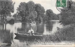 1908 - COMBS-LA-VILLE : Les Sablières (Rivière D'Yerres) - Combs La Ville