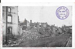 GERBEVILLER-LA-MARTYRE : Rue Des Ponts - Gerbeviller
