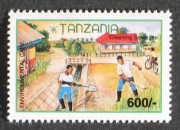 TANZANIE Tanzania  ** MNH Vélo Cycliste Cyclisme Bicycle Cyclist Cycling Fahrrad Radfahrer Radfahren Bicicleta C [ai67] - Wielrennen