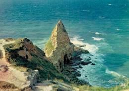 Pointe Du Hoc Omaha Beach Criqueville En Bessin Pres Grandchamp 1977   CPM Ou CPSM - France