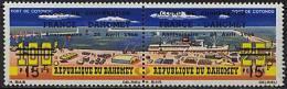 Dahomey, N° 241A** Y Et T, 240 / 241 - Benin - Dahomey (1960-...)