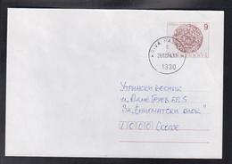 RC KUMANOVO, POST OFFICE 28, REGULAR CANCEL - KRIVA PALANKA 1330 ć (2000-) / STAMP MICHEL / ** - Macedonië