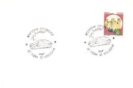 FIERA DI BOLOGNA 1987  (GENN200936) - Esposizioni Filateliche