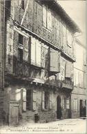9894 CPA Montricoux - Maison Construite En 1666 - Autres Communes