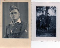 Photos Militaire  1939-45 - Guerra, Militari