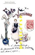 Montreux  Fête Des Narcisses Mai 1902 - Andere